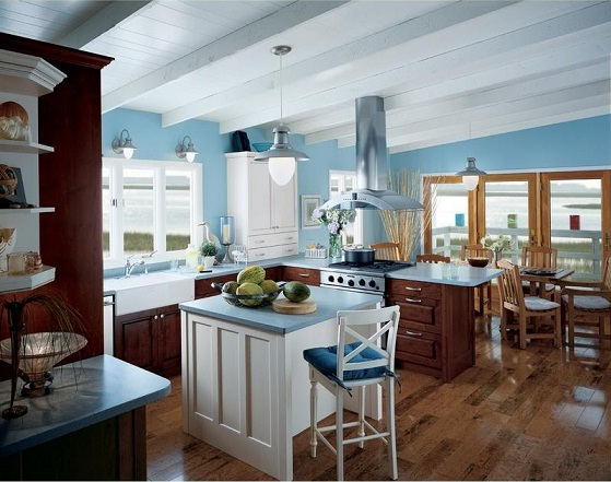 Kitchen Cabinet Design Suggestions: Create a Sampleboard of Ideas