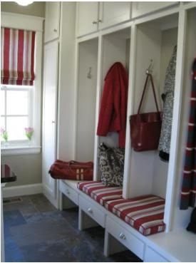Incorporating Mudroom Ideas Into Your Overall Kitchen